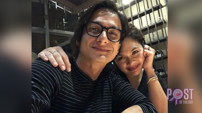 Ryan Agoncillo shares story about a fight he had with Judy Ann Santos