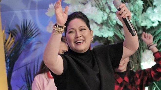 Maricel Soriano, nakipagsabayan kina AC Bonifacio at Ken San Jose sa Switch It Up Challenge