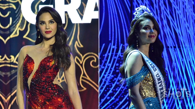 LOOK: Beauty reigned at the homecoming tribute concert for Catriona Gray