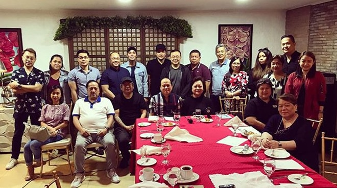 LOOK: Filipino producers gather to discuss the current state of Philippine cinema