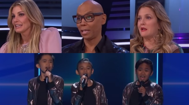 'The World's Best' judge tells TNT Boys: 'I think we're all witnessing superstars'