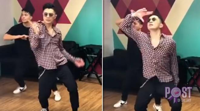 WATCH: Vhong Navarro shows off his K-pop moves