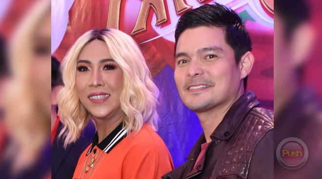 Dingdong Dantes pens a touching message to Vice Ganda