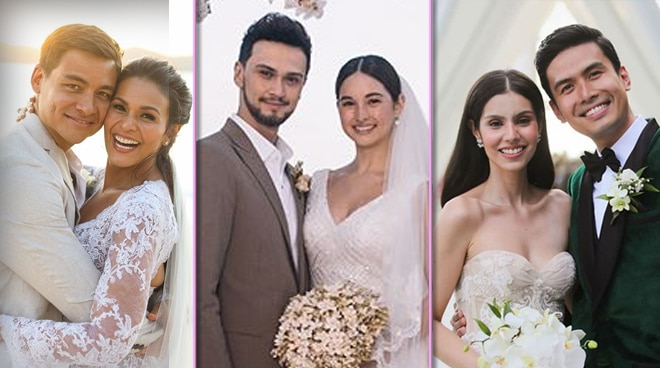 PUSH RECAP: Much-talked about celebrity weddings of 2018