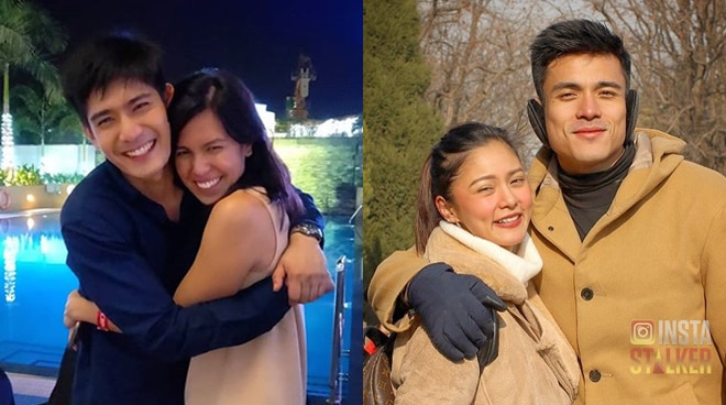 SEE: Celebrity couples welcome 2019 with love