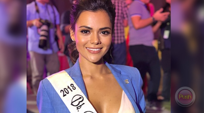 Karen Gallman, todo paghahanda na sa 47th edition ng Miss Intercontinental pageant