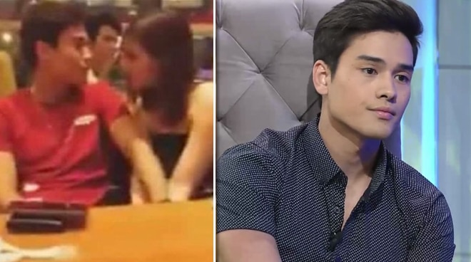 Marco Gumabao explains video with Janella Salvador: 'We were holding hands, yes'