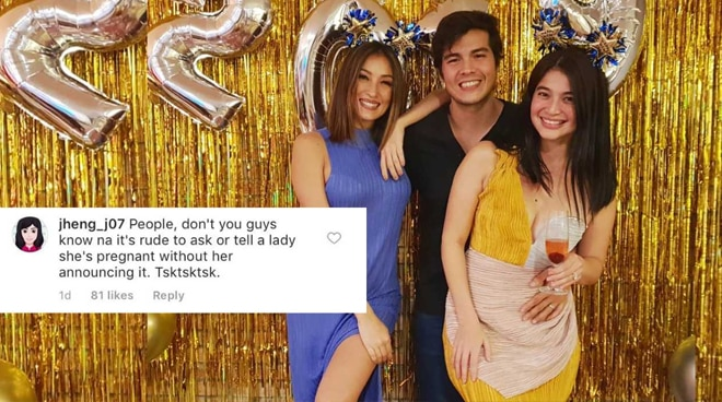 Netizens speculate that Anne Curtis is pregnant because of this photo