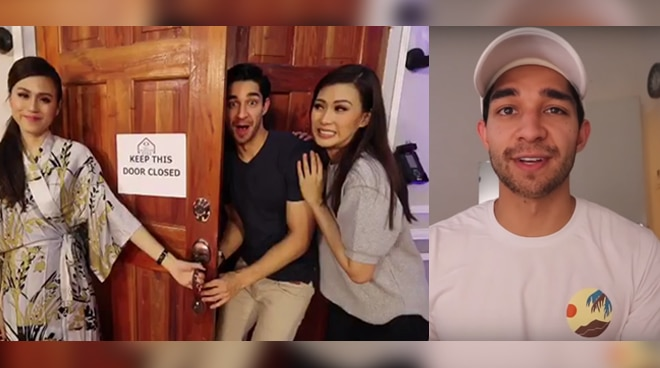 Wil Dasovich sneaks back into the PBB house
