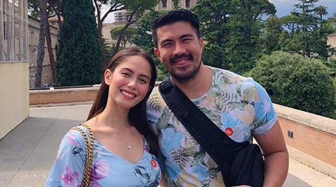 Luis Manzano and Jessy Mendiola give word to their bashers