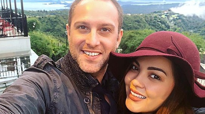 """KC Concepcion on long distance relationship with beau: """"With you I know I'm safe"""""""