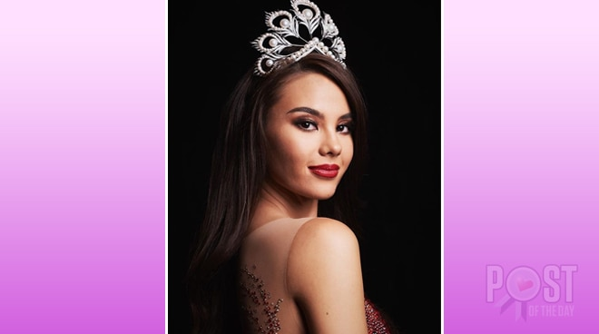 Miss Universe organization greets Catriona Gray on her birthday