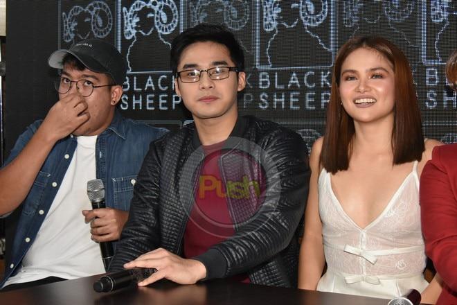 Handog ng Black Sheep at ABS-CBN Films, shinoot ang buong McLisse film sa Baguio.