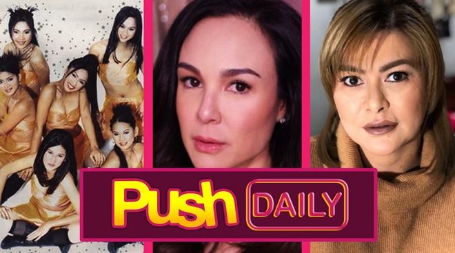 PUSH DAILY TOP 3: Sexbomb Dancers, Gretchen Barretto and Aiko Melendez