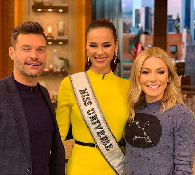 Photo credit: @livekellyandryan on Instagram