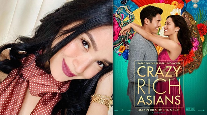 Netizens are speculating that Heart Evangelista will be part of 'Crazy Rich Asians' sequel