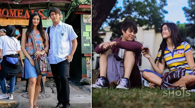 LOOK: Enrique Gil and Liza Soberano as UP students in 'Alone/Together'
