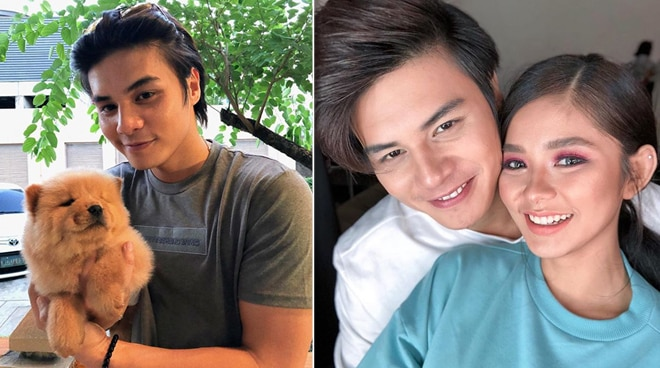 LOOK: Ronnie Alonte, Loisa Andalio introduce their first pet dog