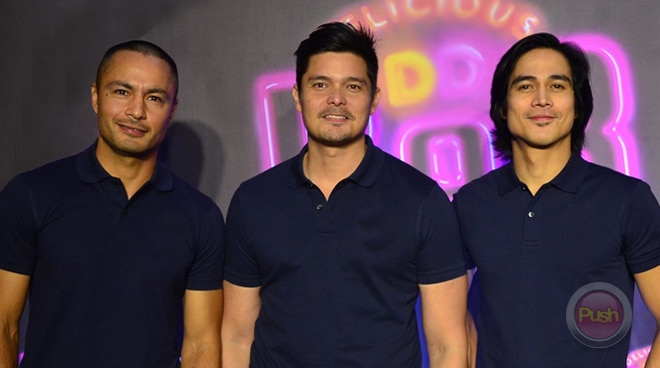 Piolo Pascual, Derek Ramsay, and Dingdong Dantes share what they look for in a leading lady.