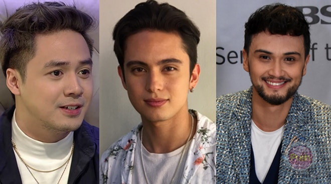 James Reid to work with Billy Crawford and Sam Concepcion on a new show