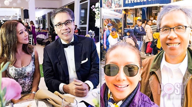 Korina Sanchez vows to give husband Mar Roxas 'more attention' this 2019