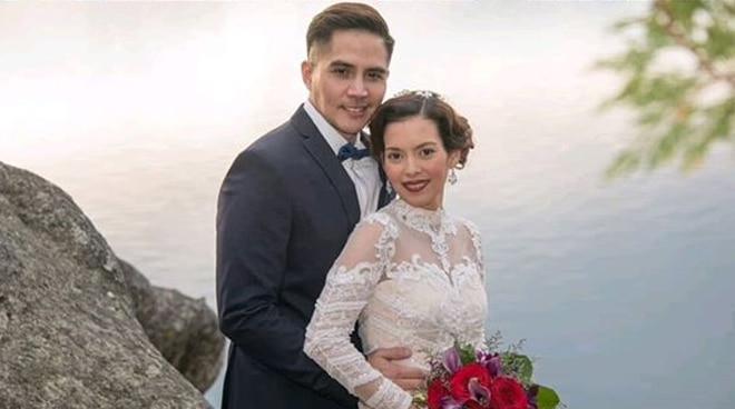 Desiree del Valle marks first wedding anniversary with Boom Labrusca