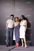 Penn and Shay arrived in Manila last January 14 to promote their show on Netflix.