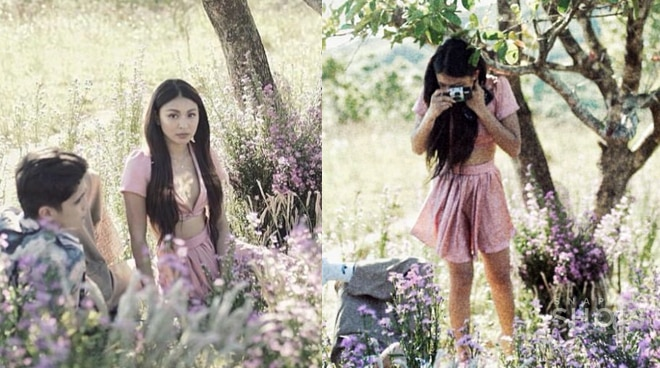 James Reid and Nadine Lustre look ethereal in dreamy new