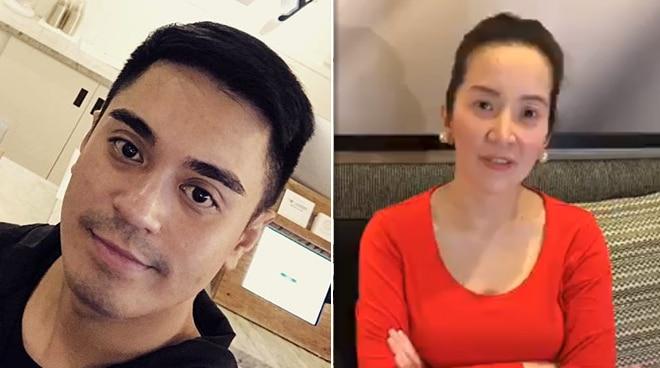 Kris Aquino to Nicko Falcis: 'Nagnakaw ka. Give me a break'