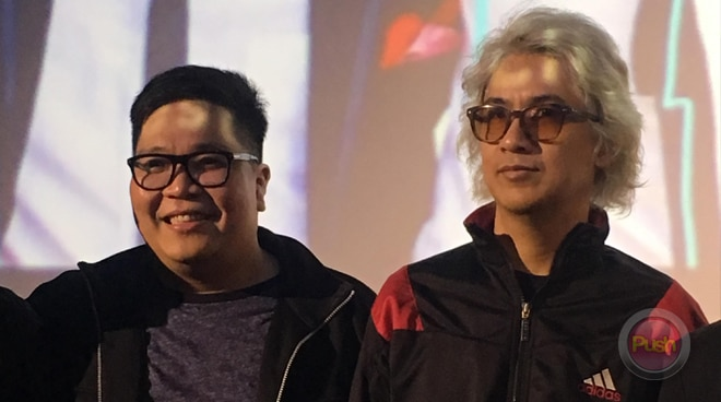 Jugs Jugueta says it's a dream come true to do a concert with Ely Buendia