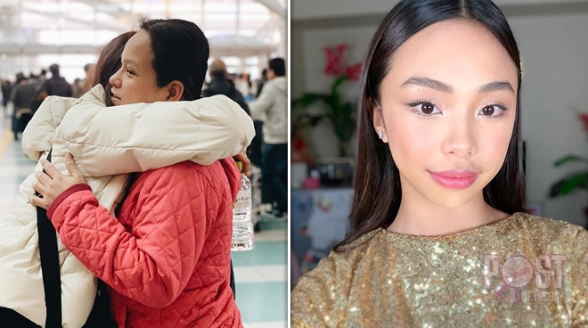 Check out Maymay Entrata's touching birthday message for her mom Lorna