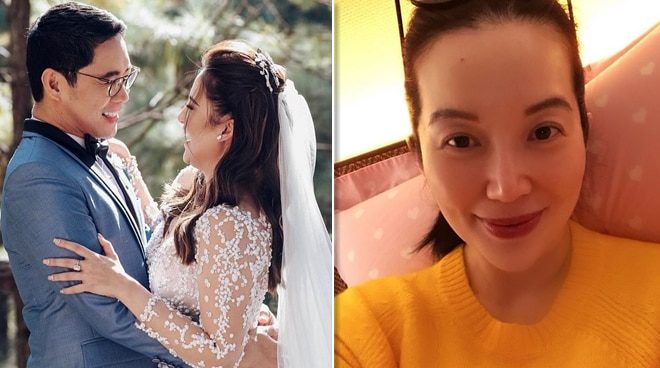 Anthony Taberna's wife reveals wedding gift from Kris Aquino