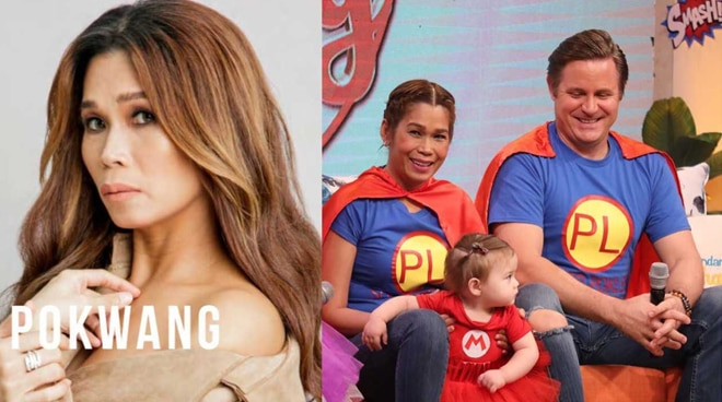 Pokwang shares how baby Malia changed her life