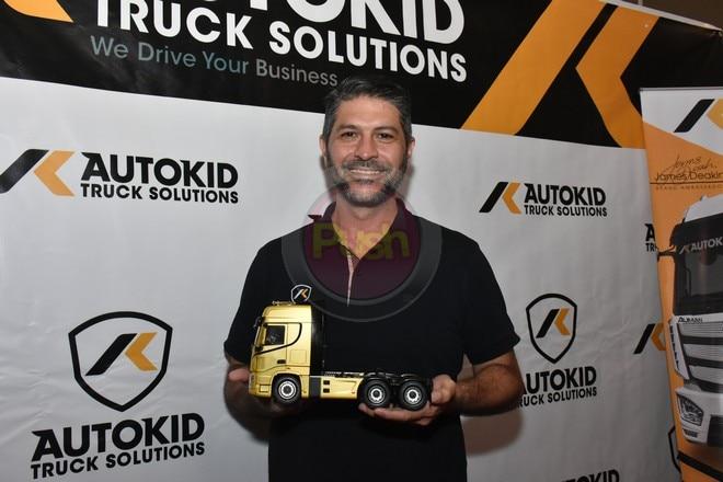 James Deakin for Autokid Truck Solutions