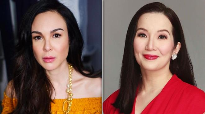 Gretchen Barretto hits back at Kris Aquino: 'There's always a reason kung bakit tayo sumasawsaw'