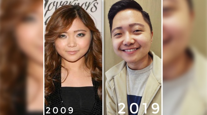 """Jake Zyrus' """"#10YearChallenge"""" gets commended by netizens"""