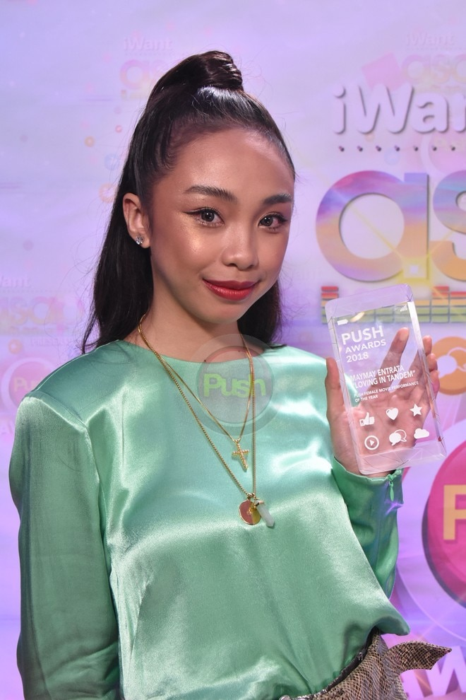 Push Awards 2018 was held on iWant ASAP last Sunday, January 20.