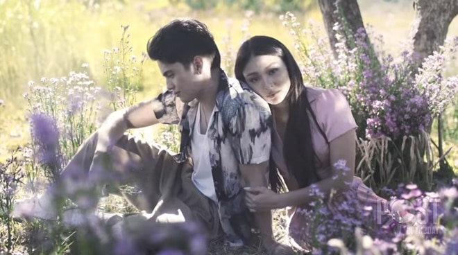 Nadine Lustre and James Reid release their new music video together