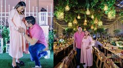 SEE: Photos from Rochelle Pangilinan and Art Solinap's enchanting baby shower