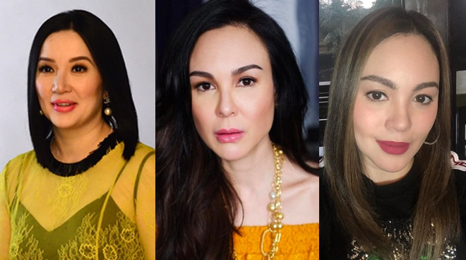 Gretchen Barretto accuses Kris Aquino of teaming up with Claudine Barretto to help take her down