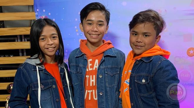 TNT Boys, star struck sa bigating judges ng international talent competition na 'The World's Best'