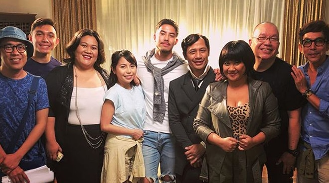 Tony Labrusca joins the cast of 'Ang Babae sa Septic Tank 3'