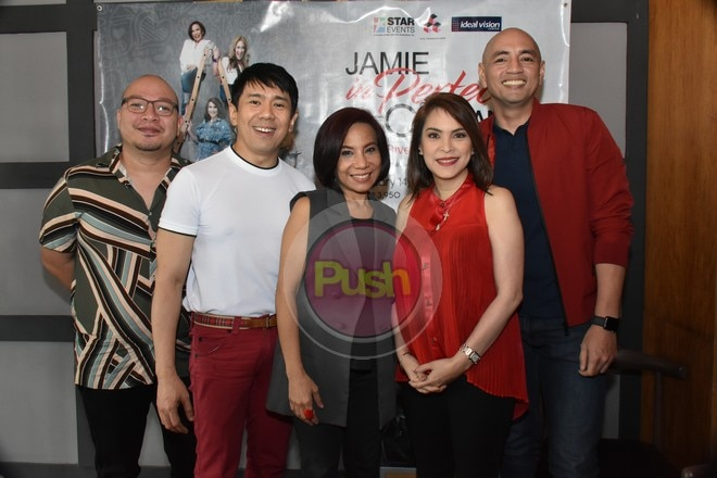 'Jamie in Perfect Harmony' concert will be on Feb. 14 at the Music Museum.