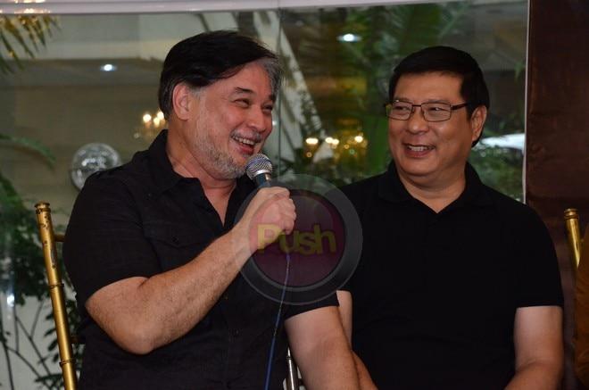 """Gaganap si Robin bilang si PNP Chief Ronald """"Bato"""" dela Rosa sa biopic film nito."""