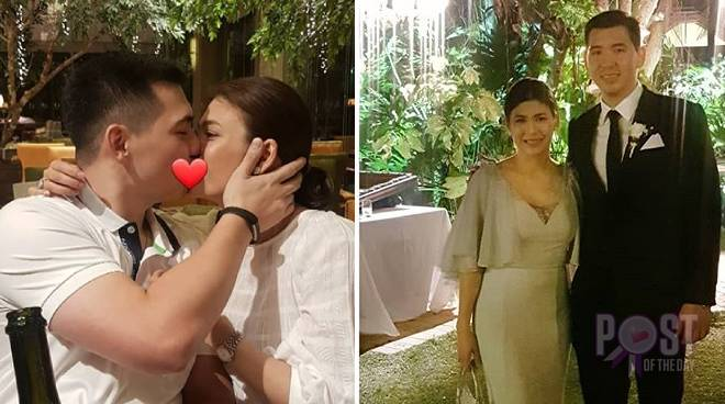 Roxanne Guinoo celebrates eighth wedding anniversary with husband Elton Yap