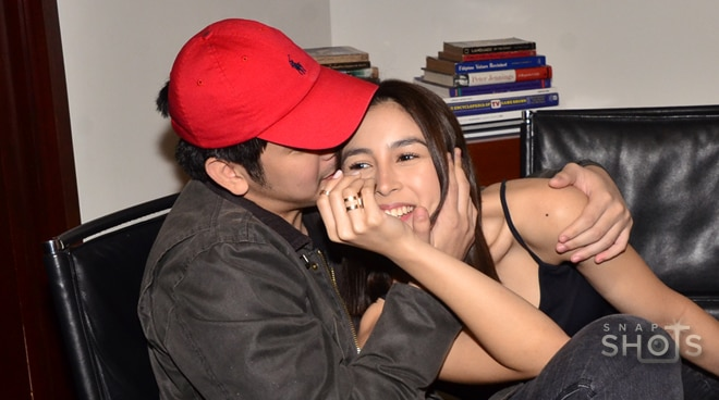 JoshLia's kulitan moments at the Block Z story con