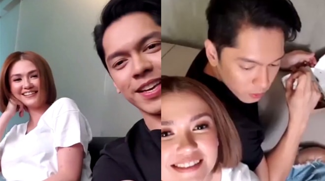 Angelica Panganiban and Carlo Aquino schedule a date on January 27