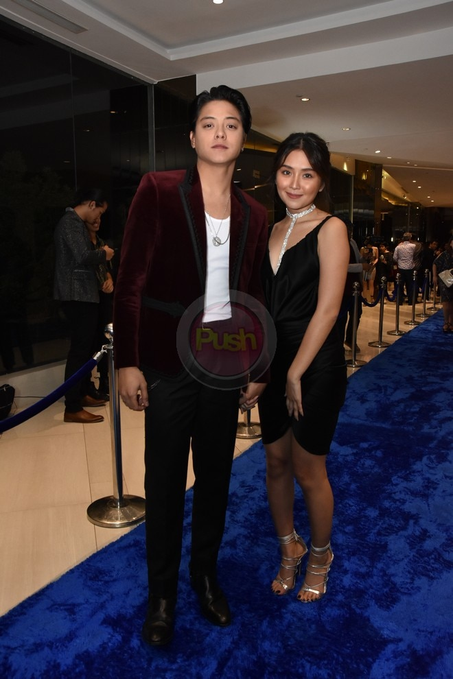Check out your fave Star Magic artists at their New Year ball.
