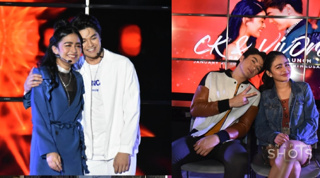LOOK: Happenings at CK and Vivoree's grand album launch