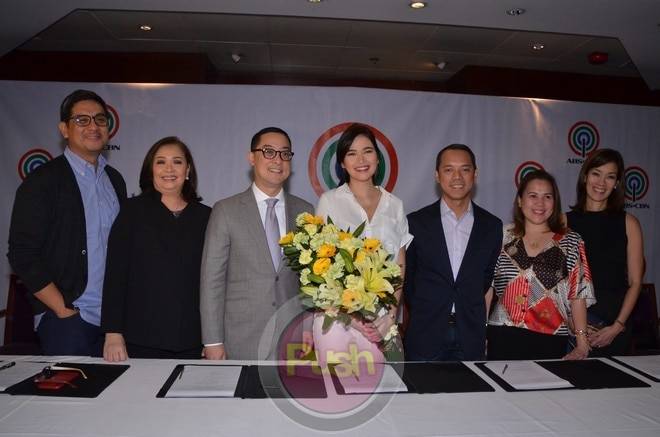 Bea Alonzo, JM de Guzman, and more celebrities renew contract with ABS-CBN